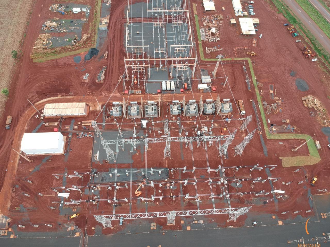 Subestação Rio Verde Norte